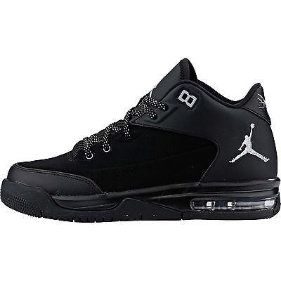 Nike Jordan Flight Origin 3 Gs Big Kids 820246-010 Black Sneakers Youth  Size 5