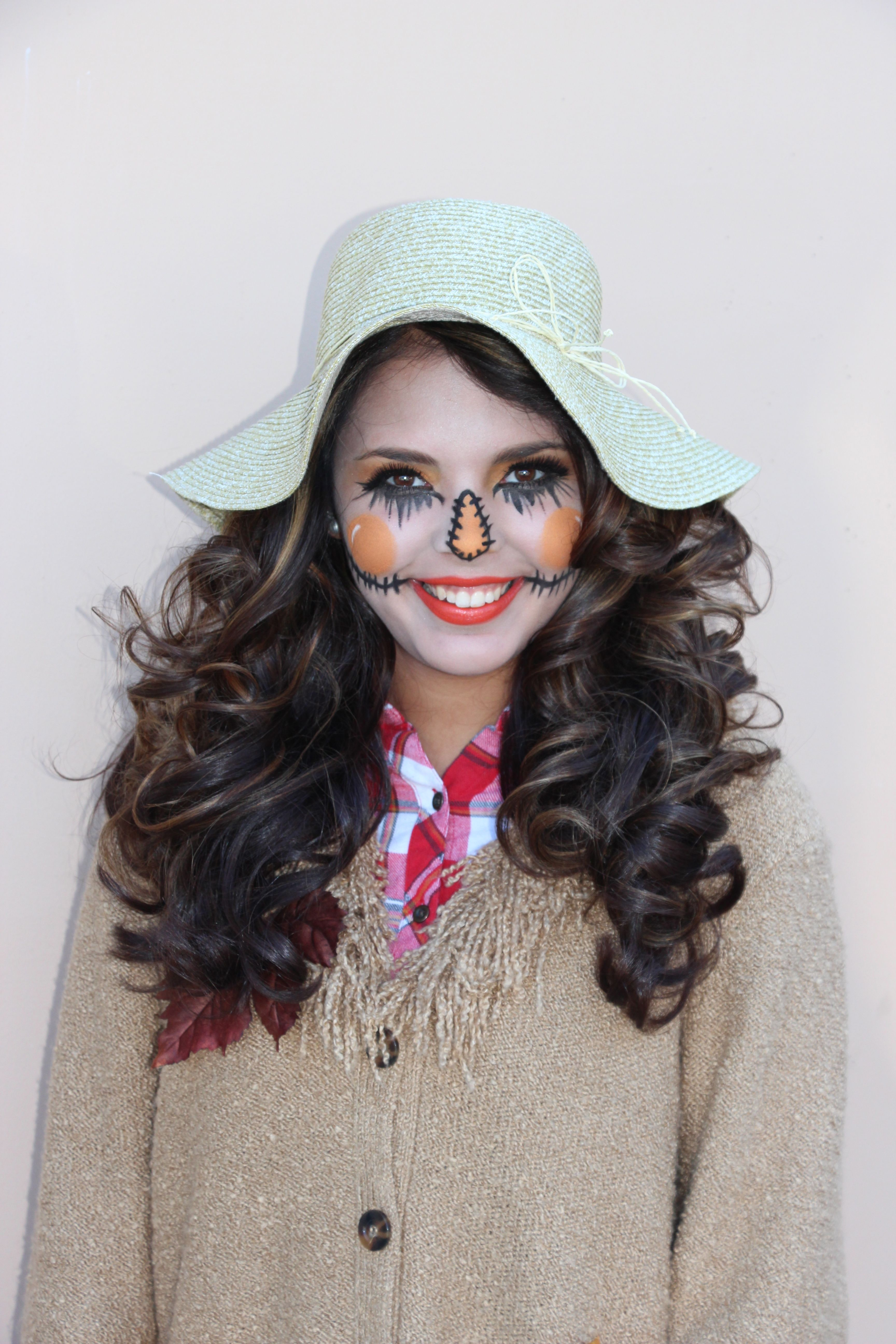 Scarecrow Student fashion, Salon professional, Hair makeup