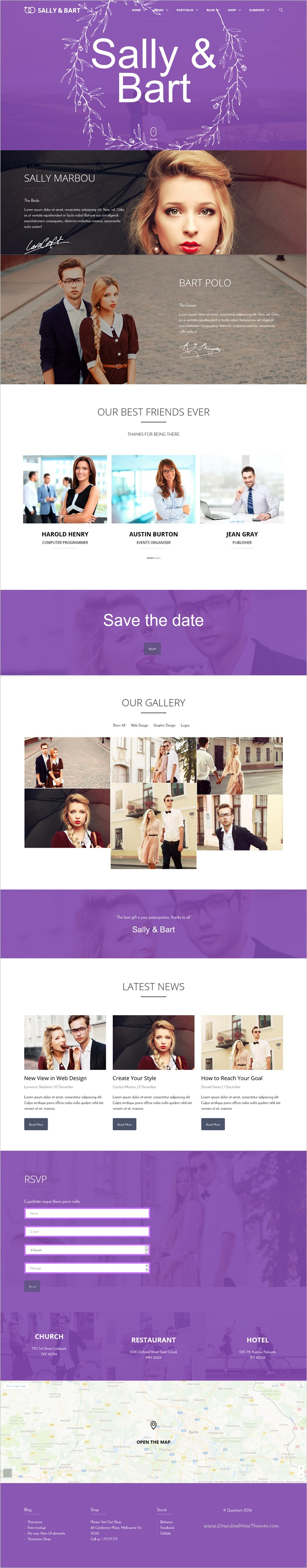 Pin By Web Design Inspiration On Best Wedding Template Templates Web Design Inspiration Html5 Templates