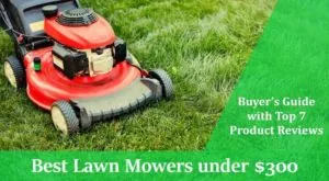 Top 7 Best Lawn Mowers Under 300 Reviews 2020 3 Is Ideal In 2020 Best Lawn Mower Lawn Mowers Mower