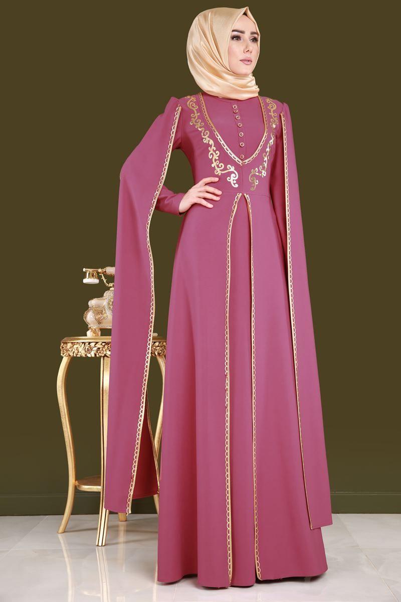 Tesettur Abiye Elbise Modelleri Ve Abiye Elbise Fiyatlarinda En Uygun Sik Tasarimlar Moda Selvim Modanin Yeni Adresinde Hijab Fashion Dresses Fashion