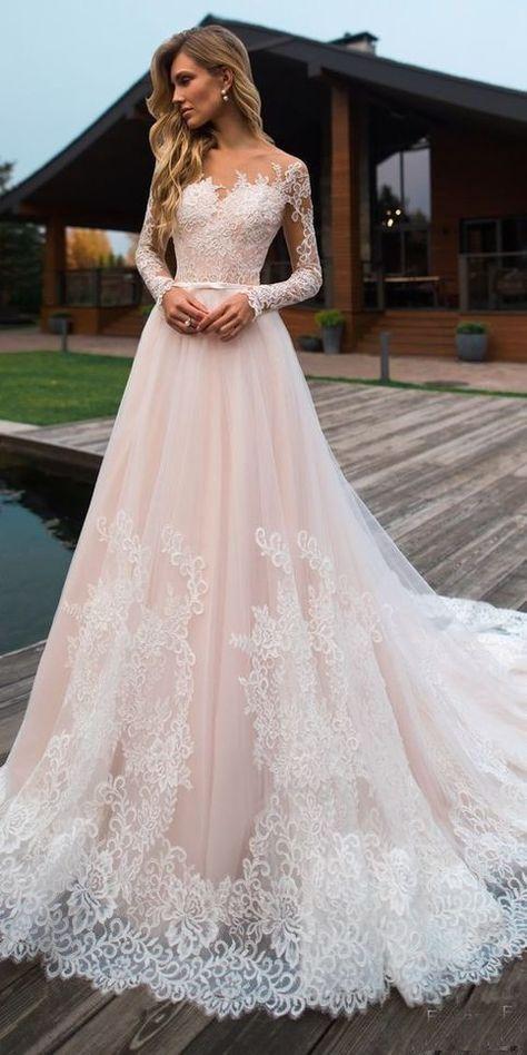 57 Top Wedding Dresses For Bride Trouwjurk Jurk Bruiloft