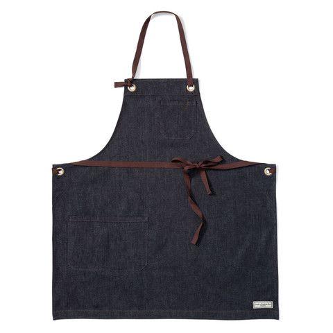 Travail tablier réglable Bib Tablier Toile-Tablier Cafe Workwear peintre Barista