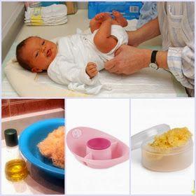 Por un parto respetado.: Toallitas y pañales 'ECO'