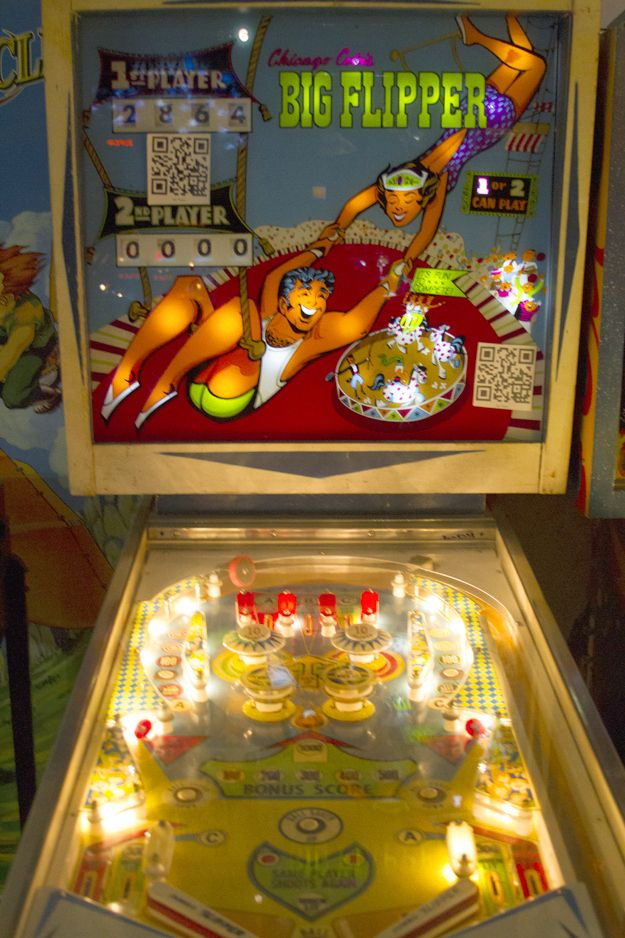 Big Flipper   The 20 Coolest Old School Games At The Pinball Hall Of Fame