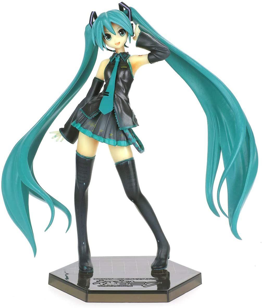 Vocaloid Figur Von Miku Hatsune I Sammelfigur Hatsune Miku Vocaloid Figur