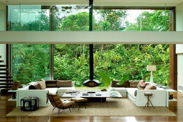 Chimney1 - Glass Half Full | California Home + Design