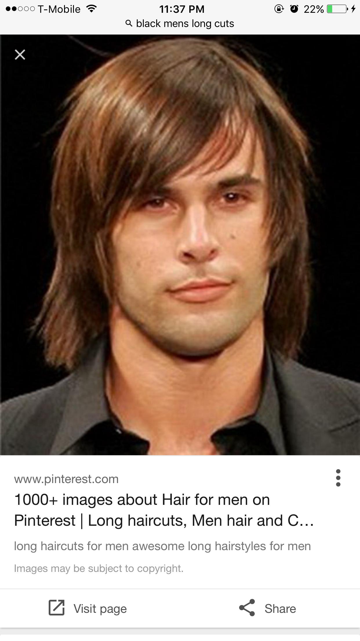 Pin von Vegas auf Long haircuts