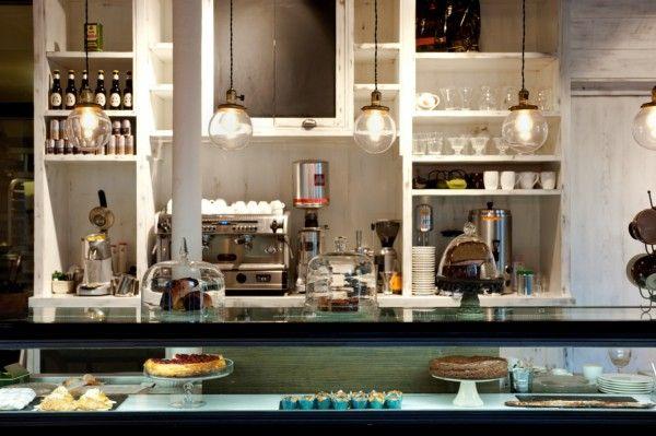 Serrajòrdia Renovación De Una Panadería Tradicional En Sant Cugat Del Vallés Diariodesign Com Interior De Panadería Diseño De Interiores De Panaderías Diseño De Panadería