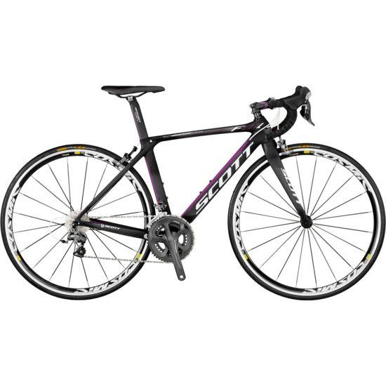 Beautiful bike...but kind of wish it didn't have the purple...