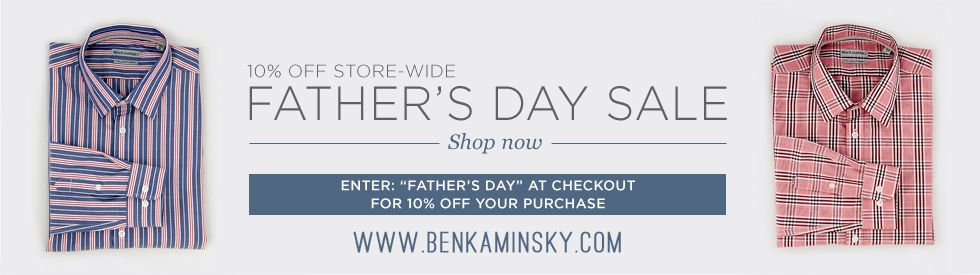 Still time for Fathers DAY