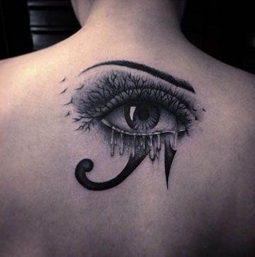 El Misticismo De Los Tatuajes Del Ojo De Horus Tatuajes Para