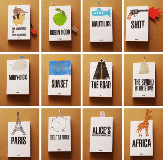 10 beautiful examples of bookmark design | Bookmarks, Book cover ...