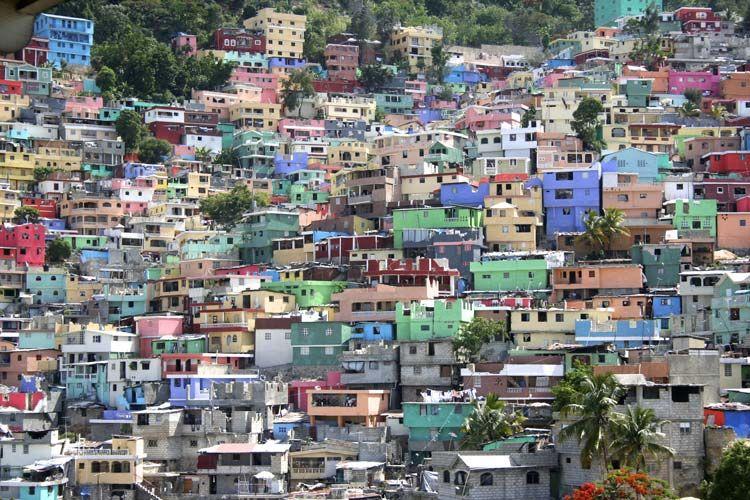 Cite Soleil, Port au Prince, Haiti