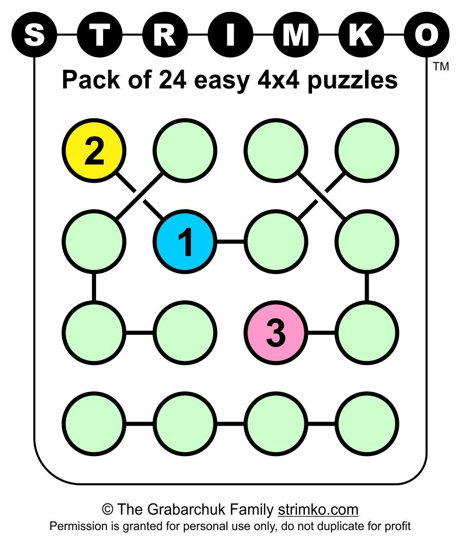 Do you like to solve #number #logic #puzzles? Here is free ...