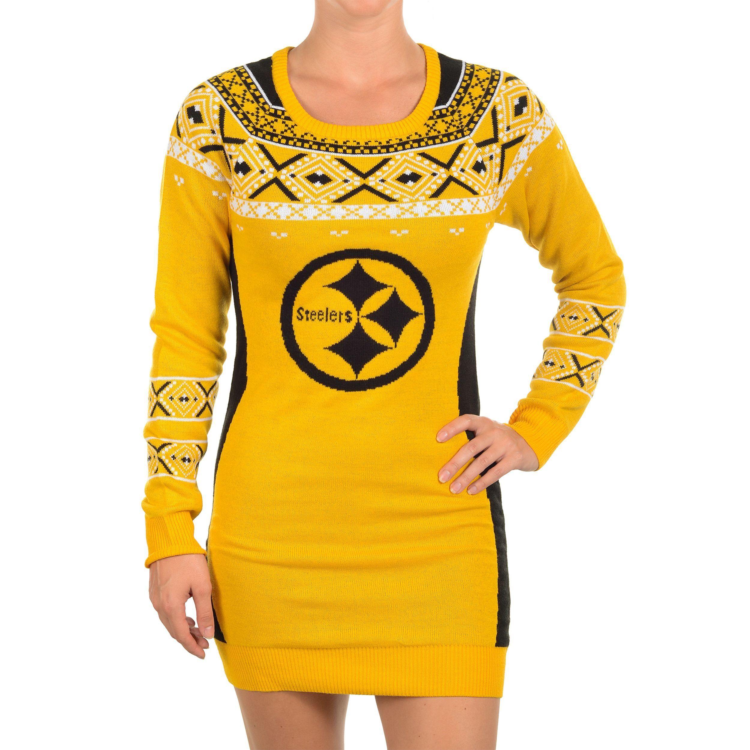 promo code 72088 cf802 Pittsburgh Steelers Ugly Christmas Sweaters | NFL Teams Ugly ...