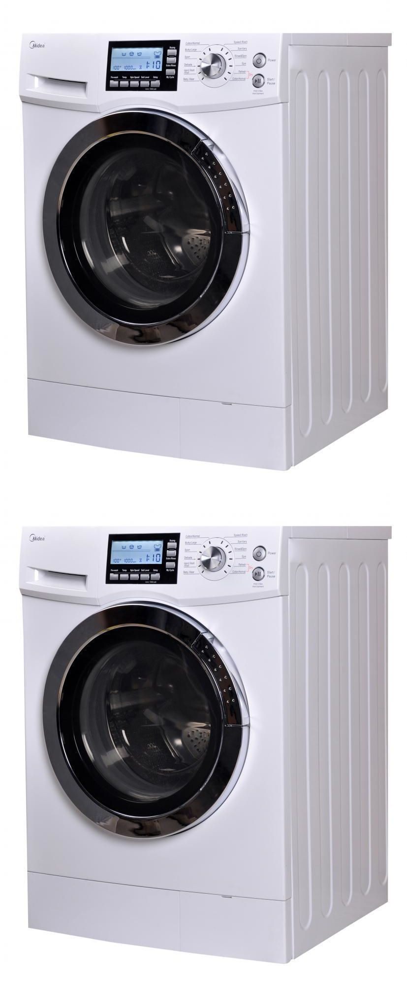 New Washer And Dryer Washer Dryer Combinations And Sets 71257 New Midea 2 Cu Ft
