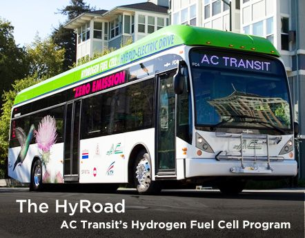 Ac Transit Is An Innovative Modern Bus System Owned By