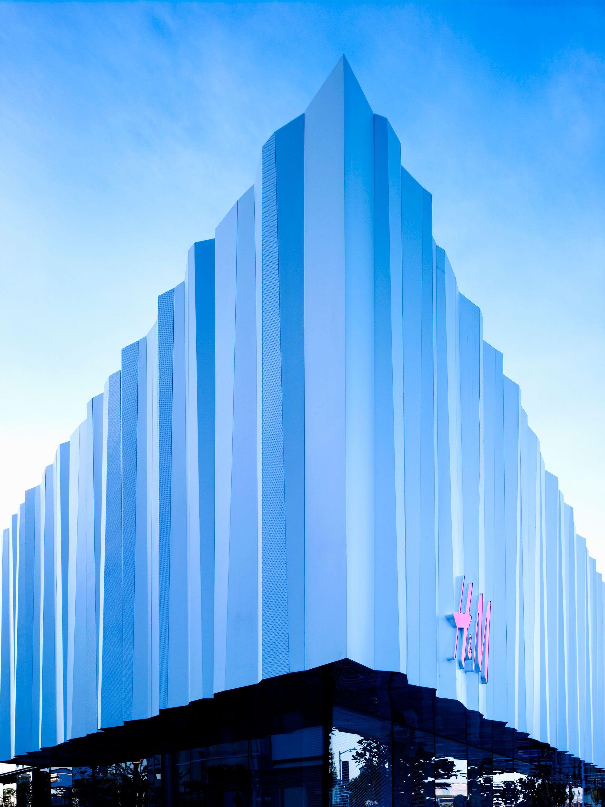 Facade: Mall Facade, Retail Facade