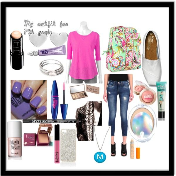 Quot My Outfit For 7th Grade Quot By Styleiseverything14 On