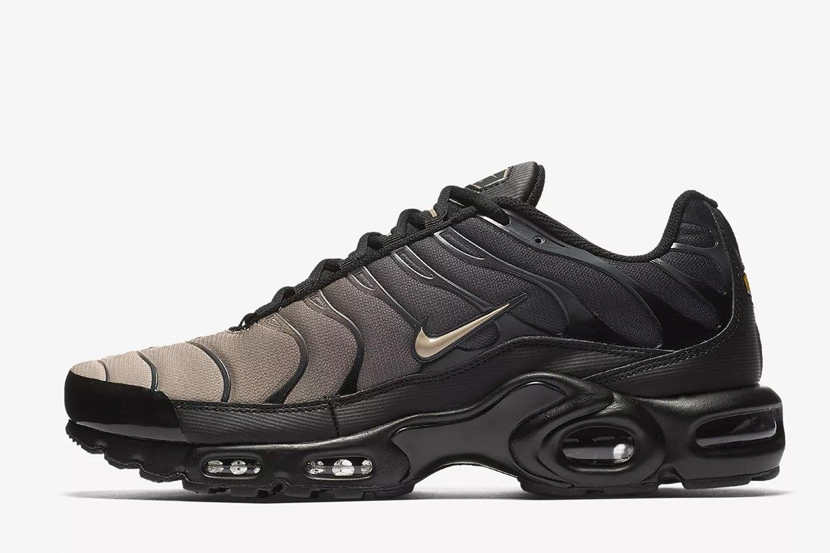 more photos e7bfa fe425 Nike Air Max Plus in Four Gradient Colorways   Nike Air Max Plus TN