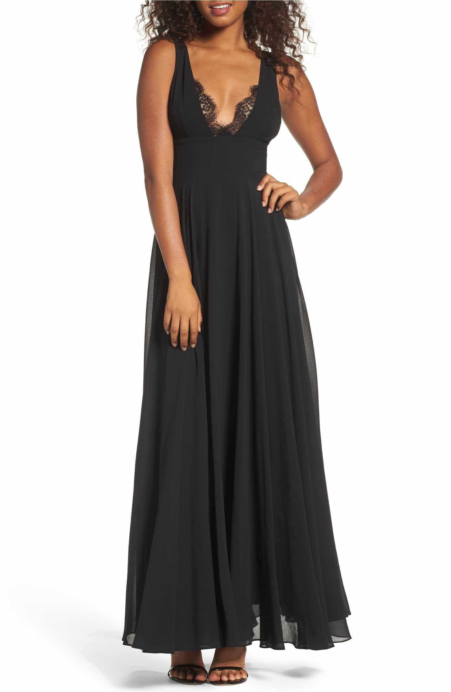 Lulus wedding guest dress  Lace Trim Chiffon Maxi Dress  Chiffon maxi Wedding planning and