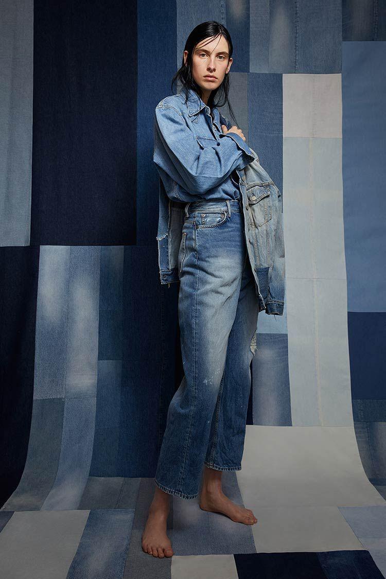 acne jeans modeller