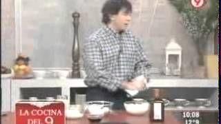 cheesecake de frutos rojos 2 de 4 Ariel Rodriguez - YouTube