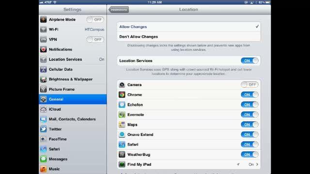What Is Vpn In Settings On My Ipad