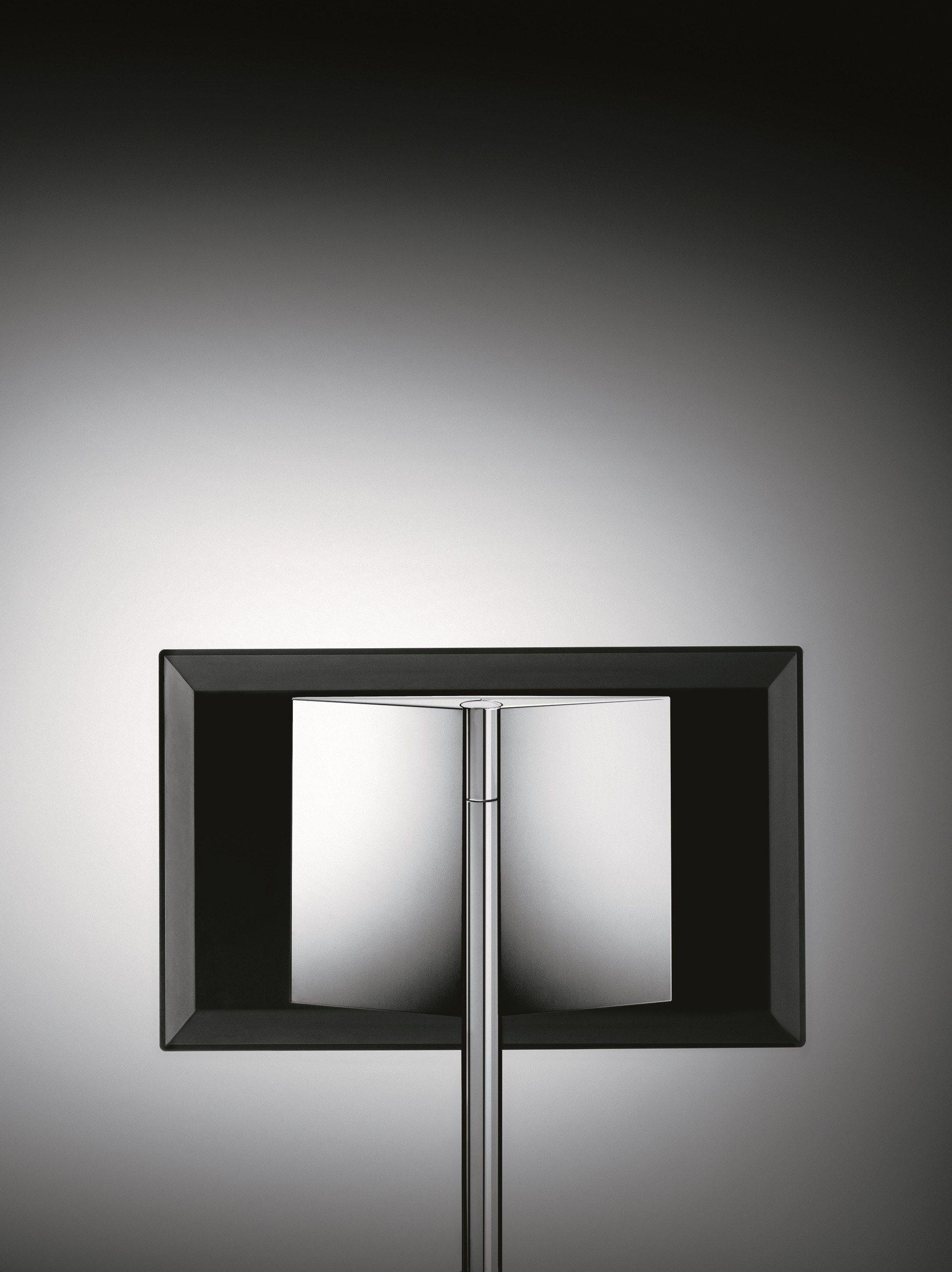 Mueble Tv Giratorio De Metal Sail 301 By Desalto Dise O Caronni  # Mueble Soporte Tv Diseno