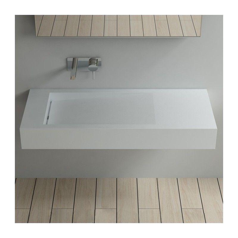 Plan Vasque Solid Surface Ref Sdpw12 B Plan Vasque Vasque Suspendue Vasque