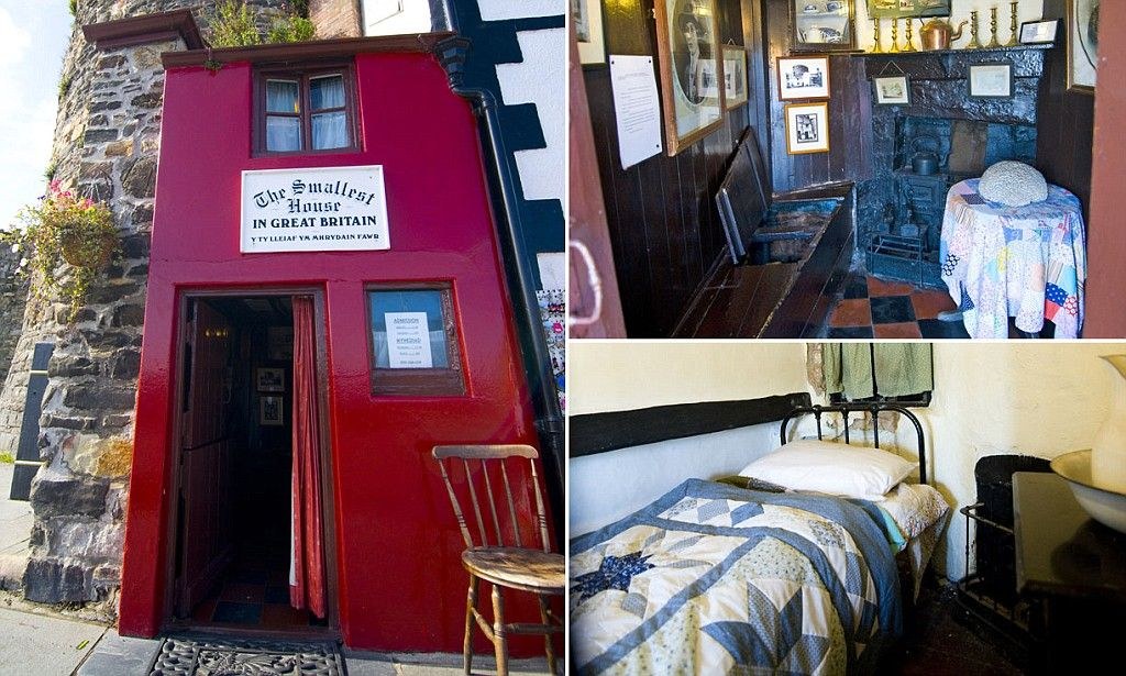 source pinterest - Smallest House In The World 2017 Inside