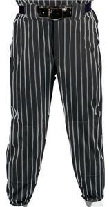Teamwork Pinstripe 14oz Pro Weight Poly Baseball Pants Baseball Pants Pants Pinstripe
