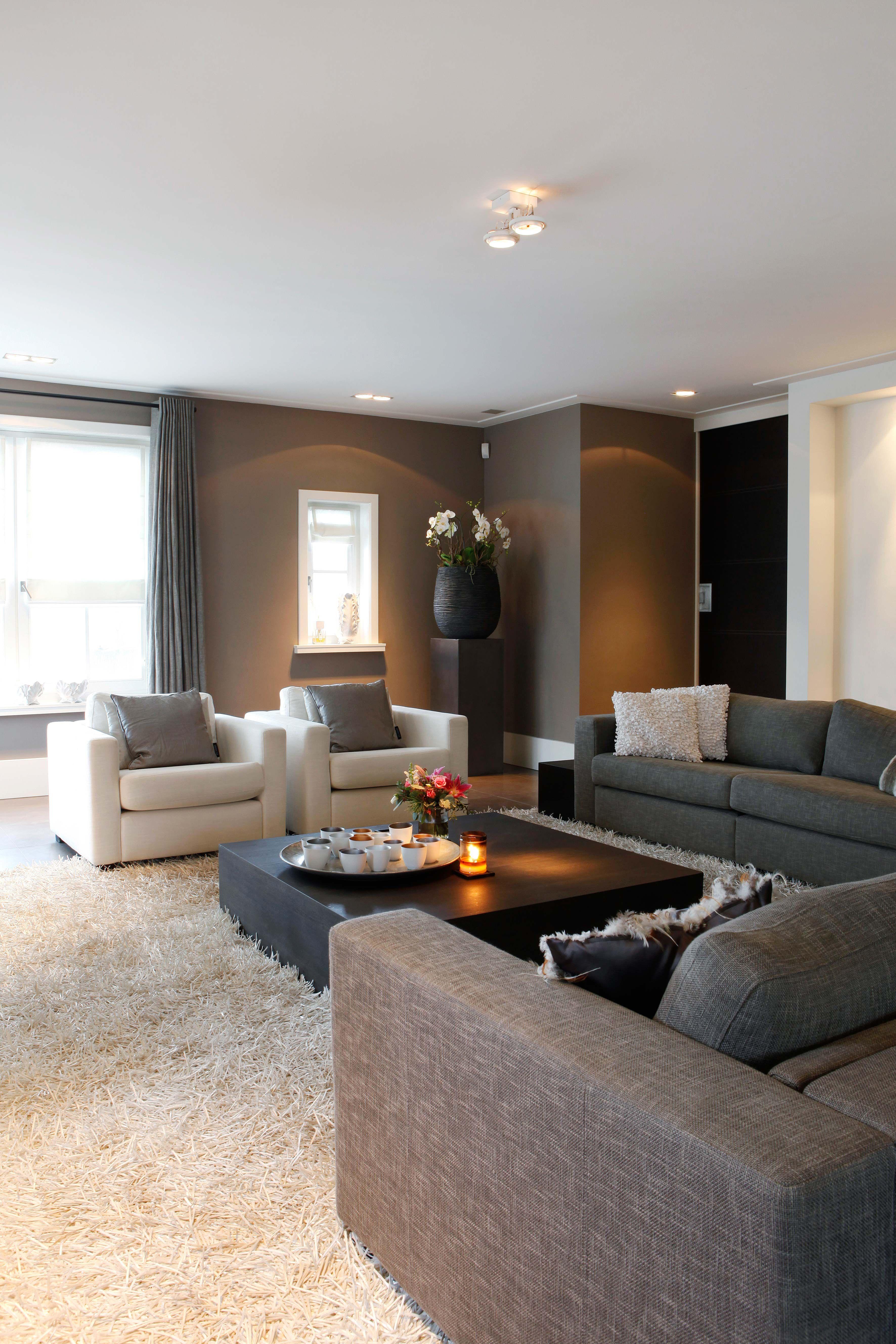 keijser co wwwcdinterieursnl thuis woonkamer woonkamer modern woongedeelte