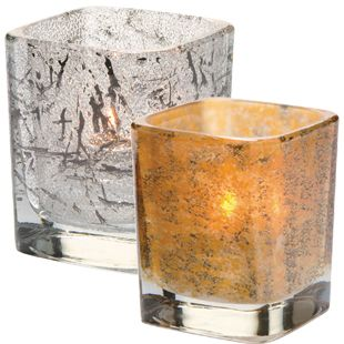 Tetra votive candles!