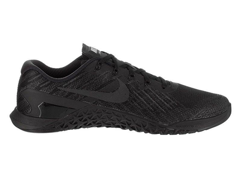 buy popular 5c403 b1195 Nike Mens Metcon 3 Shoes Black/Black 002 Size 12.5 | Shoes | Nike ...