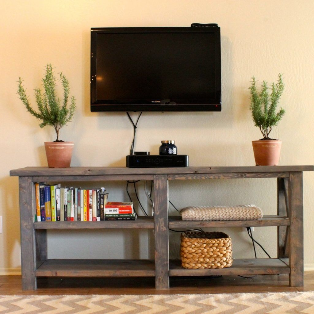 Wall Mounted Tv Console Table