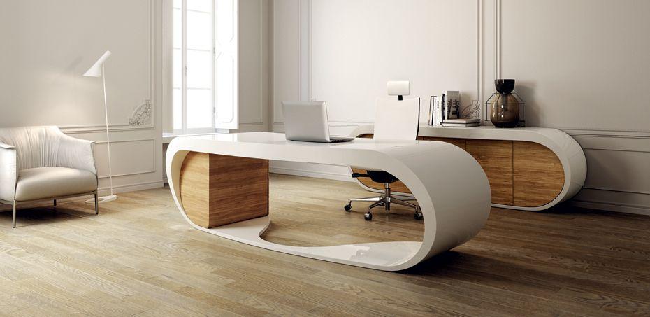 Designschreibtische goggle von babini italienische - Italienische mobelhersteller ...