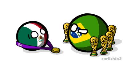 Mexico vs. Brazil