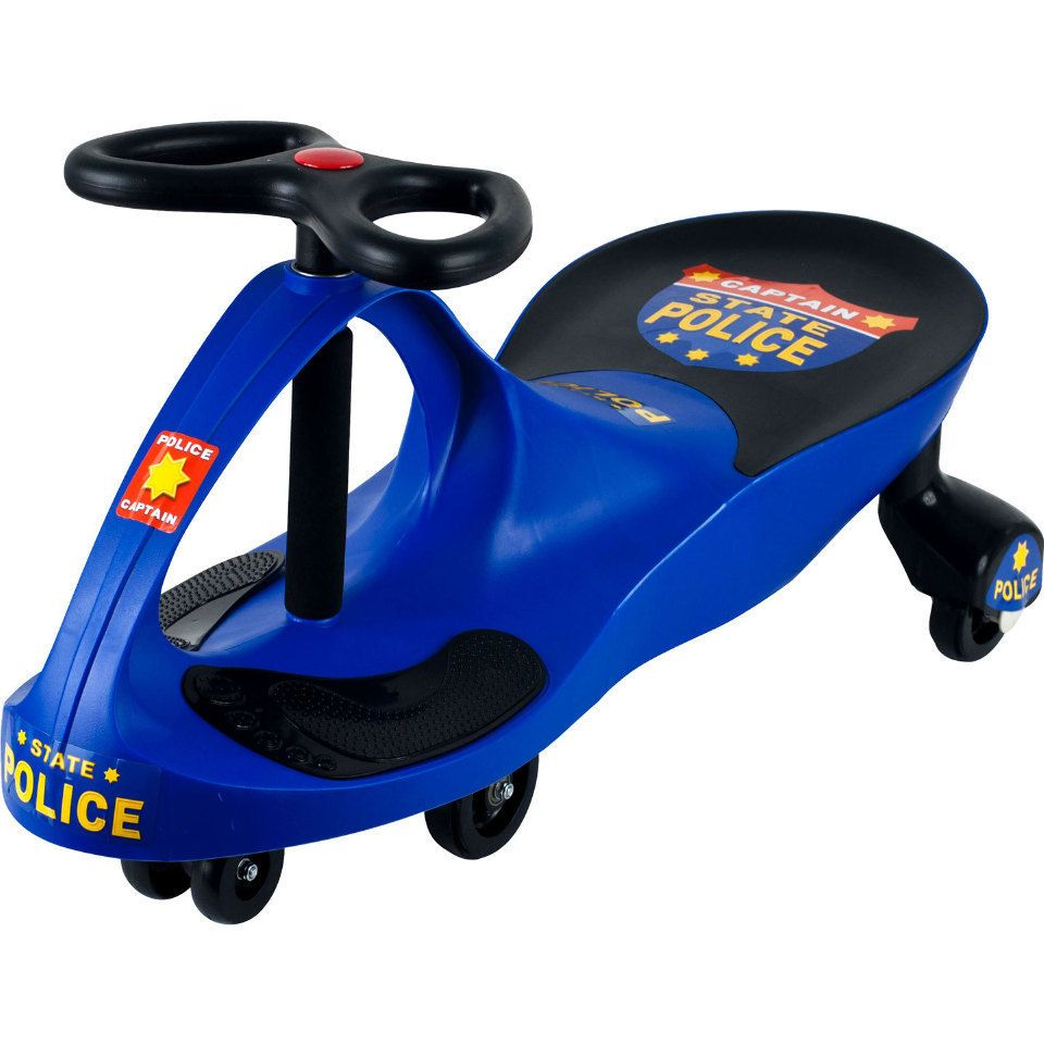 Little car toys  Chief Justice Police Blue Wiggle RideOn Car Looking for a children