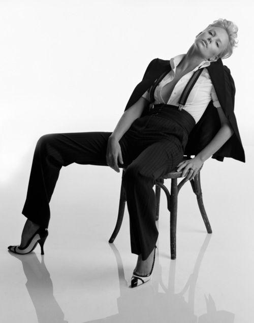 Charlize Theron. Shes amazing.