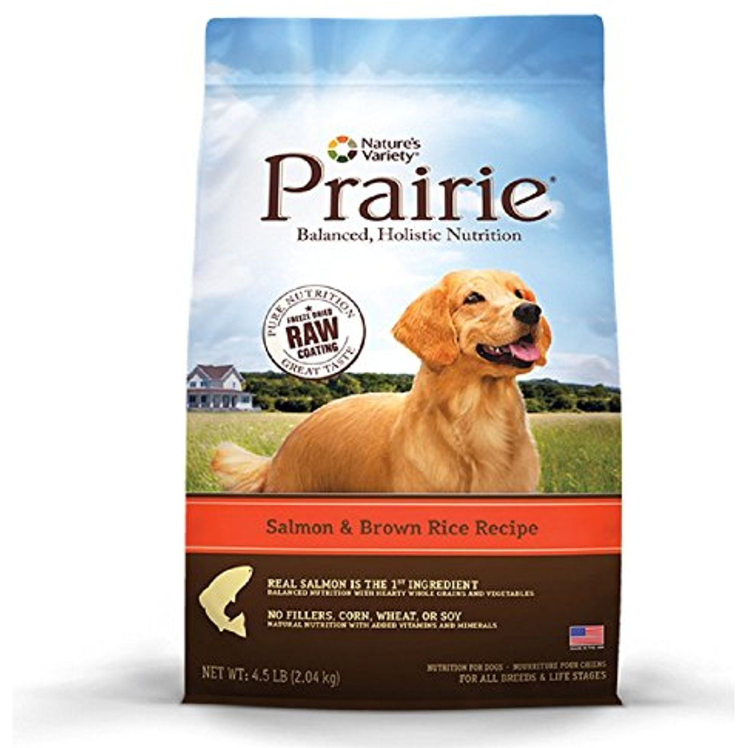 Natures Variety Prairie Salmon Dry Dog Food 27lb If You Want