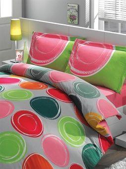 أقوى عروض التسوق والتخفيضات العربية أون لاين Linen Bedding Hobby Grey