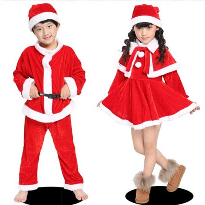 buy hfr r 259 santa claus costume children clothing christmas set in china on alibabacom - Santa Claus Children