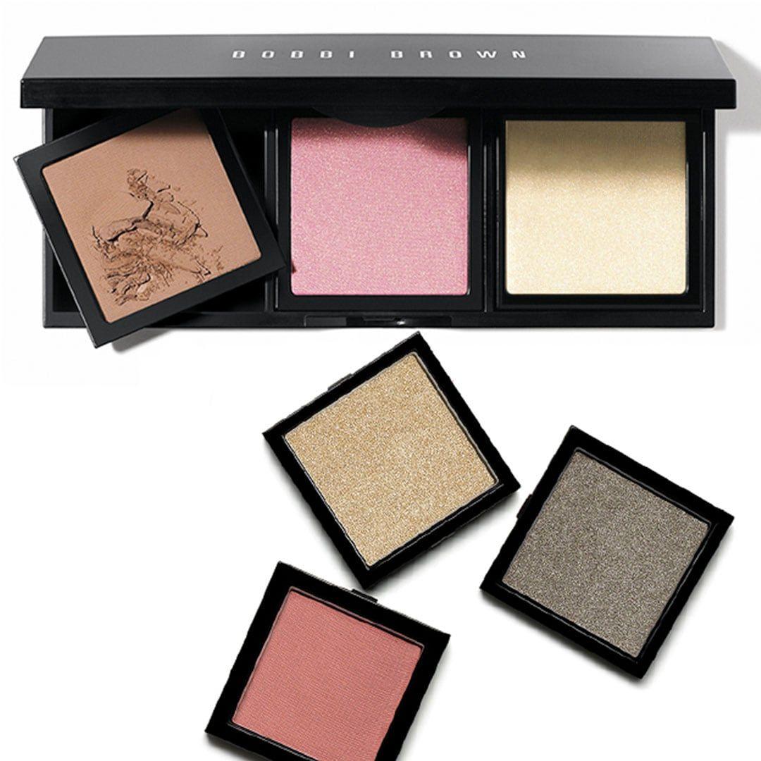 3Pan Palette Eyeshadow, Eyeshadow palette, Bobbi brown