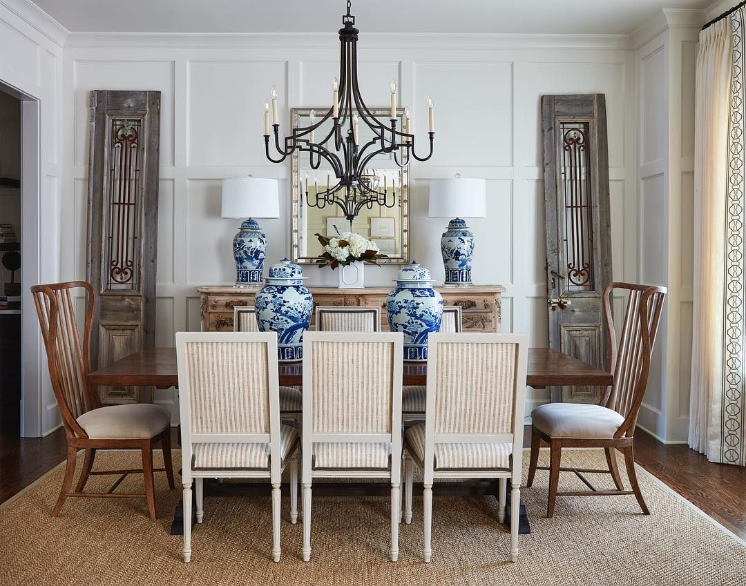 Maggie Griffin Design On Instagram A Pretty Dining Room Begs For