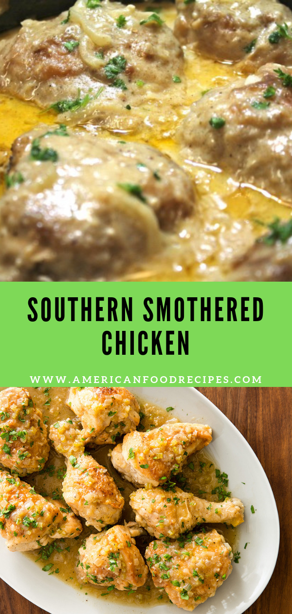 Photo of Southern Smothered Chicken
