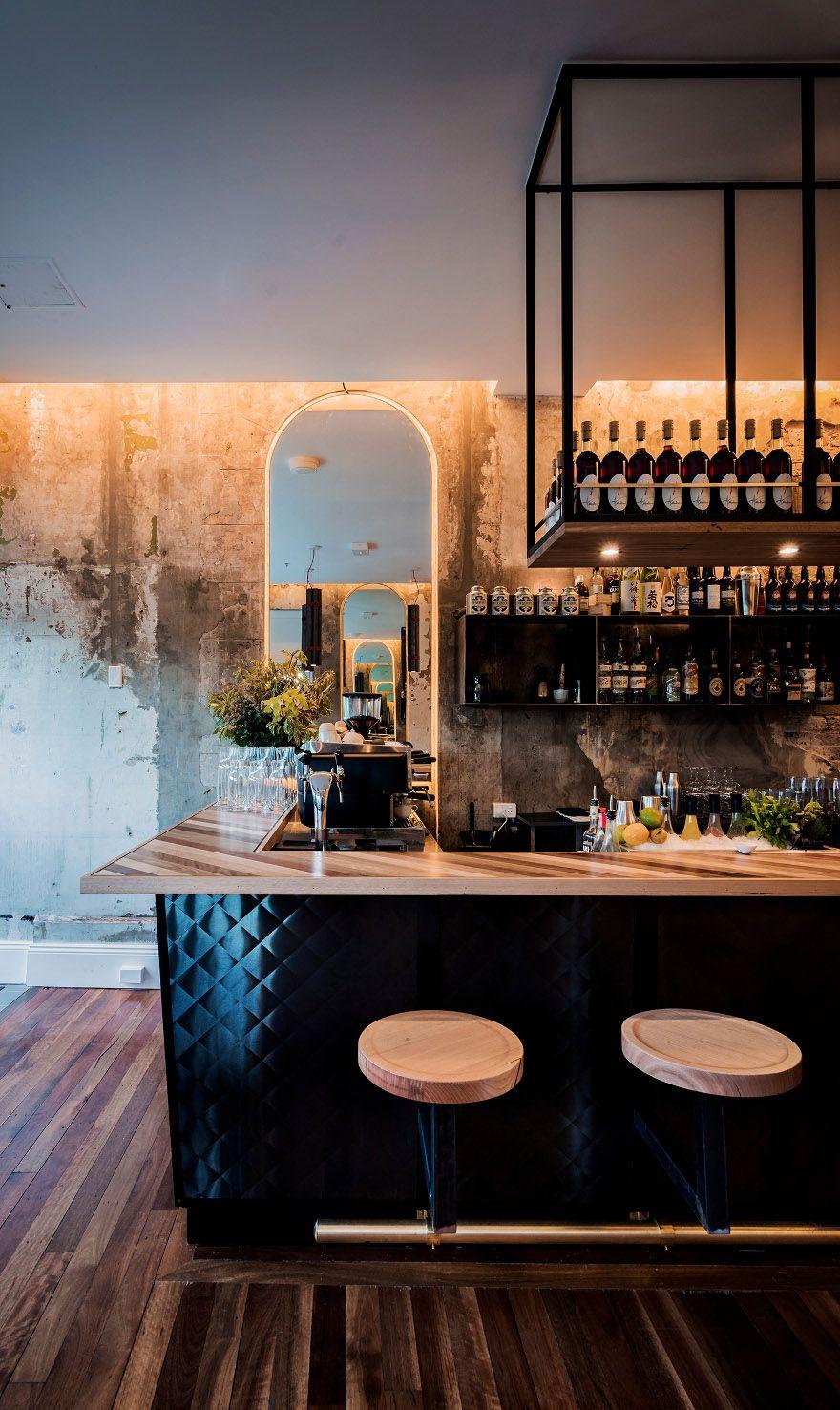 Sustainable Restaurant Design Acme Commercial Interior Design News Bar Design Restaurant Bar Interior Design Restaurant Interior Design