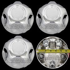 Set Of 4 Ford Crown Victoria P71 Wheel Center 5 Lug Nut Bolt Rim