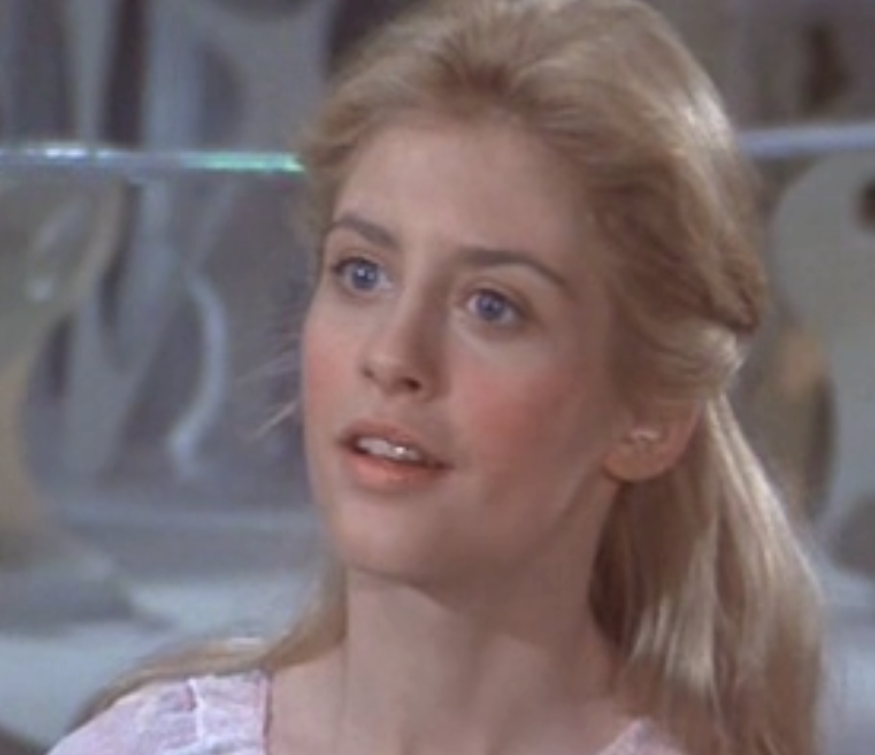 DC Comics in film n°6 - 1984 - Supergirl - Helen Slater as ...
